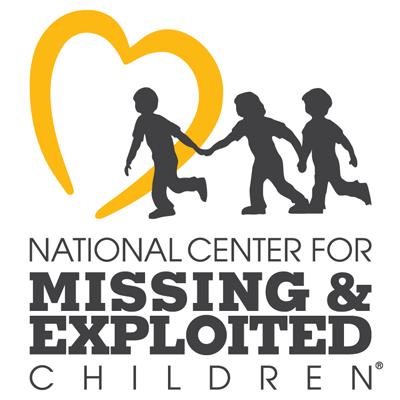 National Center for Missing & Exploited Children.