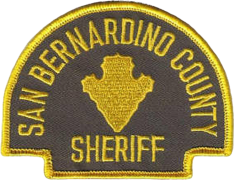 San Bernandino County Sheriff