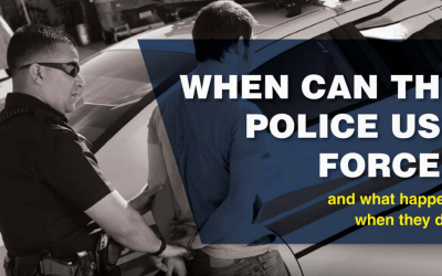 When Can The Police Use Force?