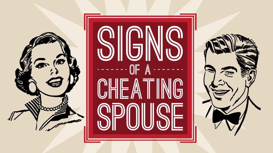 Signs of a Cheating Spouse